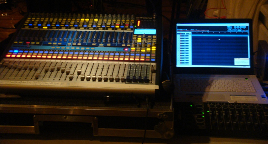 Live Multitrack Recording Available
